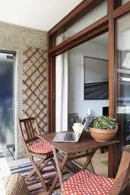small balcony balcony furnished small foldable