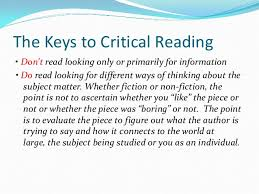 Critical thinking in social studies   Advantages of Selecting