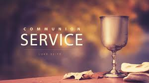 Image result for ame communion service