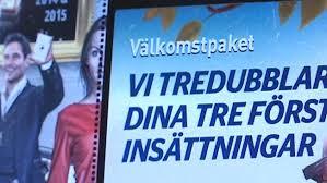 Aggressiv marknadsföring av <b>spel</b> | SVT Nyheter