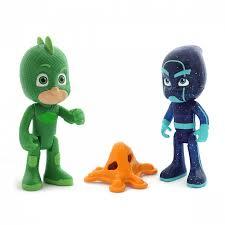 Герои в масках (<b>PJ Masks</b>) Игровой набор <b>Гекко и</b> Ночной Ниндзя ...