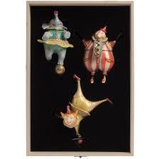 <b>Набор из 3</b> елочных игрушек Circus Collection: барабанщик ...