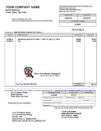 billing services details com sample invoice paacutegina 1