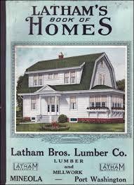 C  L  Bowes   Publisher   House Plans   s Catalogs   Vintage     Bowes Catalog for Latham Bros  Lumber
