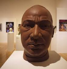 th annual the art of living black richmond art center lawrencebuford martinlutherkingjr ceramic lawrence buford martin luther king jr