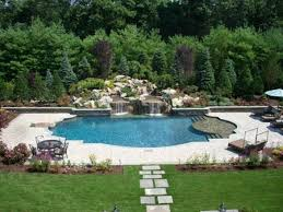 Small Picture Stunning Landscaping For Pools Design Ideas Gallery Decorating