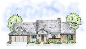Affordable  Builder Friendly House Plansfrontrendering