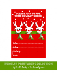 printable christmas party invitations net christmas party printables from bird s party catch my party party invitations