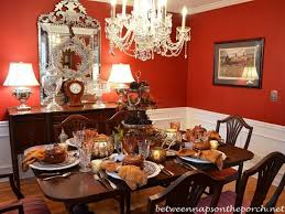 Dining Room Table Setting Thanksgiving Dining Room Table Decorations Homemade Thanksgiving