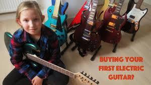 <b>Electric Guitars</b> For <b>Kids</b> #1 - I play guitars between 60-600 ...