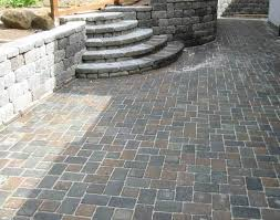 patio pavers backyard decorating images