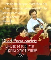 dead poets society today in tango dead poets society 2