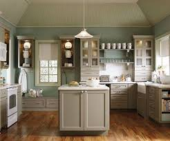 green kitchen white fridge kitchen ideas decorating with white appliances painted cabinets the wh