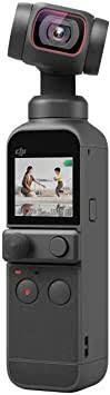 DJI Pocket 2 - Handheld 3-Axis Gimbal Stabilizer with ... - Amazon.com