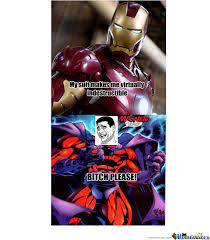 Iron Man Gets Trolled by dheemahit - Meme Center via Relatably.com