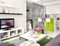 sleek grey living room