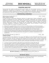 sample resume for business process analyst professional resume sample resume for business process analyst business process analyst resume sample livecareer business systems analyst resume