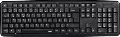 <b>HAMA</b> Клавиатура <b>Hama Verano</b>, R1053930, <b>черный</b> Проводная ...