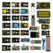 <b>Free shipping</b>!<b>New Sensor</b> Starter Kit(Mega 2560+Shield V1) For ...