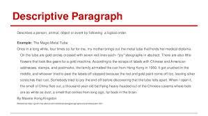 descriptive essay example about a place pdf   essay for you  descriptive essay example about a place pdf   image