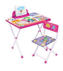 <b>Комплект детской мебели Ника</b> Фиксики Ф1З (для 1.5-3 лет) тема ...