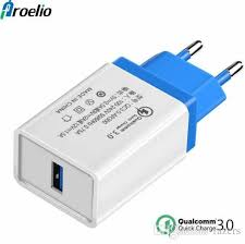 <b>Proelio Quick Charge</b> QC <b>3.0</b> Travel Mobile Phone <b>Fast Charge</b> ...