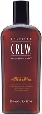 <b>American Crew</b> Light Hold <b>Texture</b> Lotion   Ulta Beauty