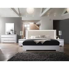 Shop Best Master Furniture Athens White <b>5 Pieces</b> Bedroom Set ...