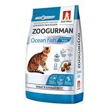 <b>Сухой корм Зоогурман</b> Gourmet для взрослых кошек ...