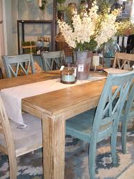 rustic kitchen tables dining table set