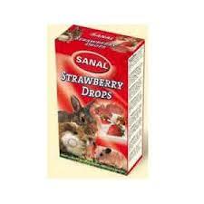 <b>Лакомство для грызунов SANAL</b> Strawberry Drops | Отзывы ...