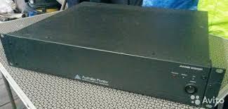 Проф <b>усилитель</b> звука Australian <b>Monitor</b> Amis250P - Хобби и ...