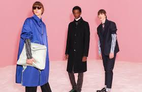 Prada Unleashes the Power of Tactility and Color for <b>Men's Fall</b> ...