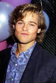 George eventually found his Angelina : Angelina Jolie, Brad Pitt Section - Page 3 - Coiffure-de-Brad-Pitt-des-cheveux-mi-longs-en-1987_portrait_w674