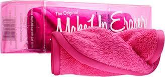 <b>MakeUp Eraser салфетка</b> для снятия макияжа розовая — купить в ...