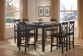 Dining Room Set Counter Height Counter Homelegance Archstone Piece Counter Height Dining Room Set