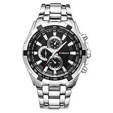 Buy <b>CURREN</b> Analogue Black Dial <b>Men's Watch</b> - <b>8023SB</b> Online at ...