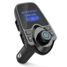 Bluetooth Car FM Transmitter Wireless Radio Adapter Mp3 ... - Vova