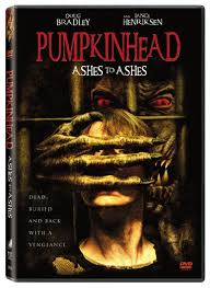 Image result for pumpkinhead ashes to ashes dvd