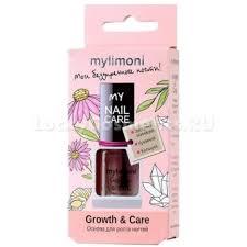 <b>Базовое покрытие для роста</b> ногтей Limoni Growth and Care