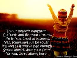 Birthday Wishes for Daughter: Quotes and Messages – WishesMessages.com via Relatably.com