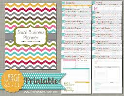 introducing our etsy small business planners bussiness planner