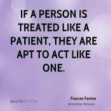 Frances Farmer Quotes | QuoteHD via Relatably.com