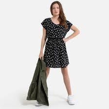<b>Платье струящееся</b> с цветочным принтом 10-18 лет цветочный ...