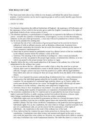 the rule of law   oxbridge notes the united kingdomrule of law