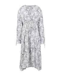 Платье Длиной 3/4 Для Женщин от <b>Allsaints</b> - YOOX Россия