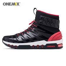 <b>Onemix</b> new cool high boots for men <b>running</b> shoes <b>women</b> walk ...