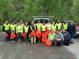 newsletter black hills fcu bhfcu employees posed for a quick photo before cleaning a portion of sd highway 44 earlier this month