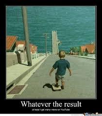 Stay positive by recyclebin - Meme Center via Relatably.com