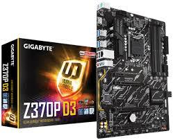 Z370P D3 (Rev. 1.0) | <b>Материнские платы</b> - <b>GIGABYTE</b>